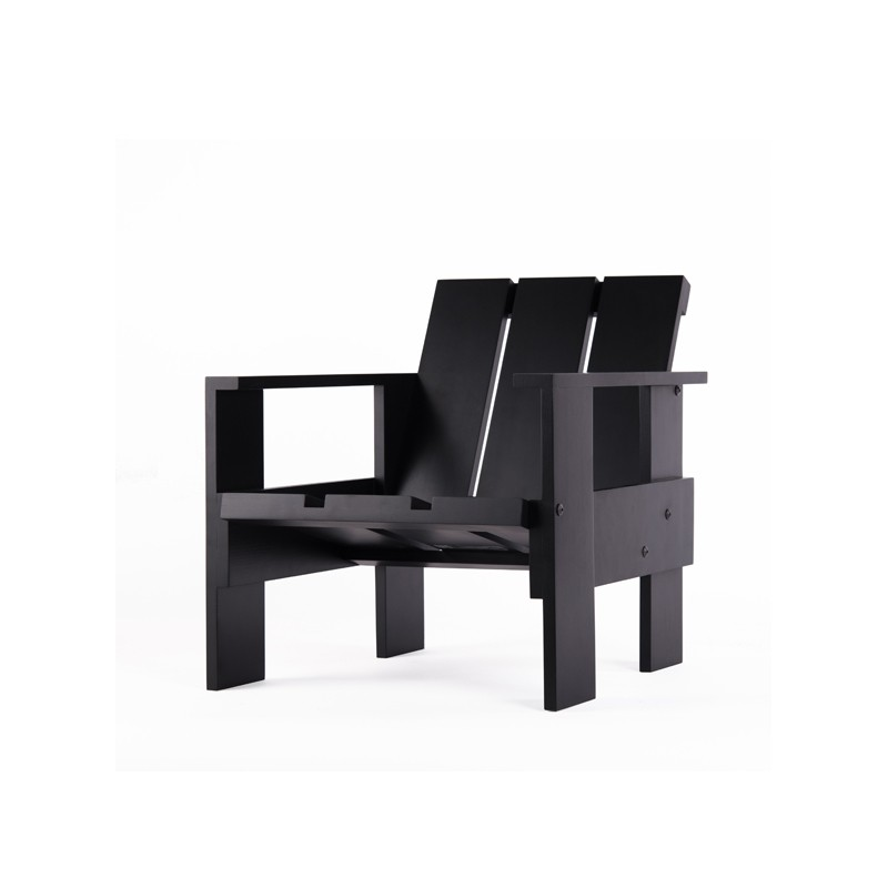 Crate Chair Junior Black