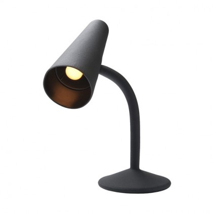 Softy lamp black
