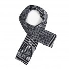 Faroe Lava scarf black