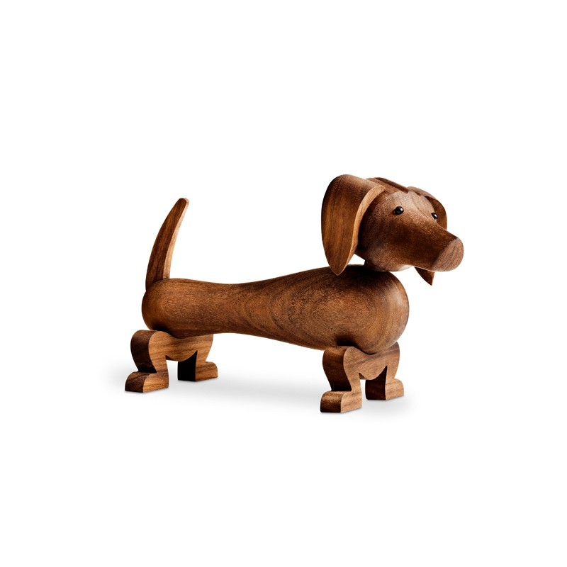 kay bojesen denmark dog or dachshund wooden toys. Black Bedroom Furniture Sets. Home Design Ideas