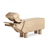 Kay Bojesen Denmark Hippo | wooden toys
