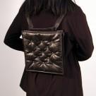 Kussen bag black