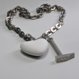 Necklace Heartbreak | Tjep.
