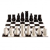 Noir and Blanc chess game