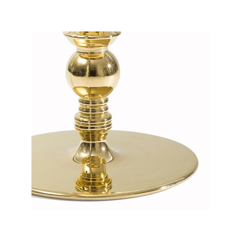 Ceramic Candle Holder Spring Gold Spanish Designer Jaime
