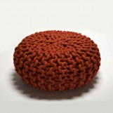 Urchin Pouf yellow
