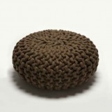 Urchin Pouf brown