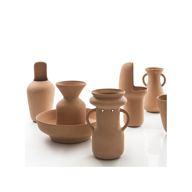 Terracotta Gardenias Vase 4 Jaime Hayon Bd Barcelona