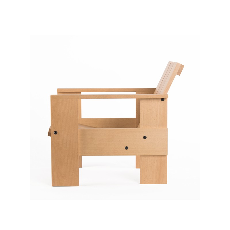 Charming Crate Chair Junior Natural Varnish