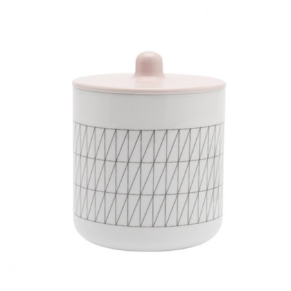 s.b. 53 container pink grid