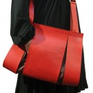 Split bag red