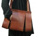 Split bag brown