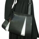Split bag black