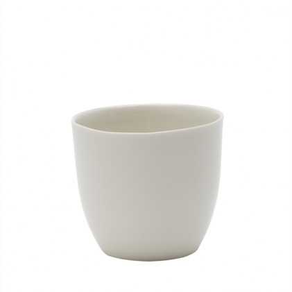 B-set beaker small white