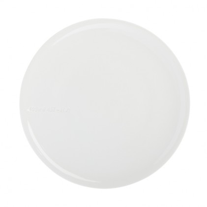 B-set plate large white
