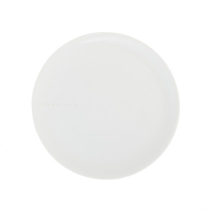 B-set plate small white