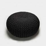 Urchin Pouf black